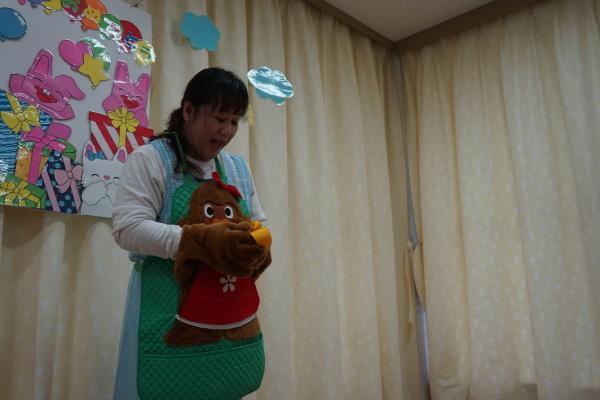 保育園 9月誕生日会_a0166025_17200115.jpg
