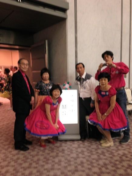第58回全日本スクエアダンスコンベンションin広島 その2_b0337729_21155624.jpg