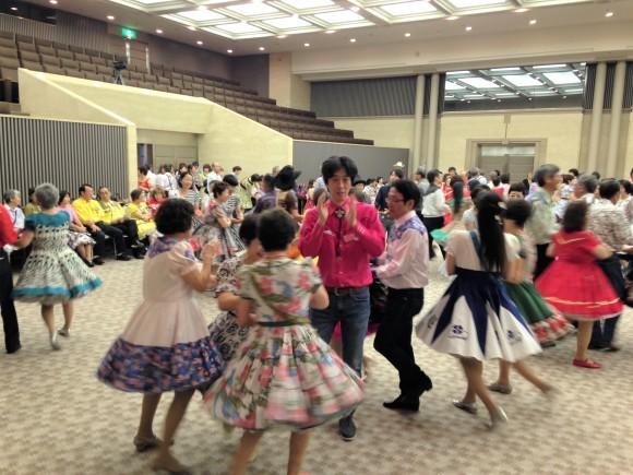 第58回全日本スクエアダンスコンベンションin広島 その2_b0337729_21195018.jpg
