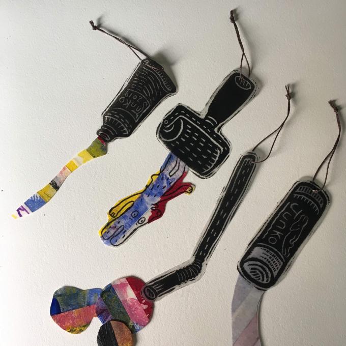 【子どもとアーティストの森】5人のアーティストの作品展絶賛展示中!ご来場いただいた方々にとても楽しんでいただいています!_d0347031_23341548.jpg