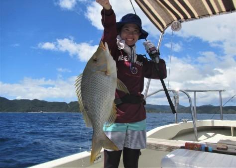 奄美の釣船 款璽丸(かんじまる)_c0203337_03064770.jpg