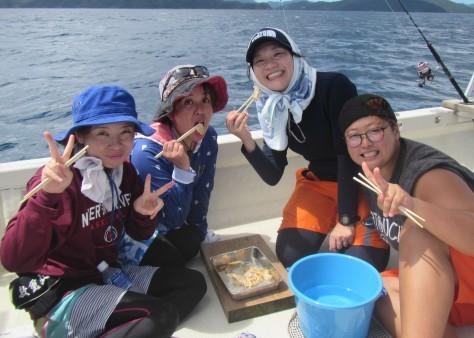 奄美の釣船 款璽丸(かんじまる)_c0203337_03075346.jpg