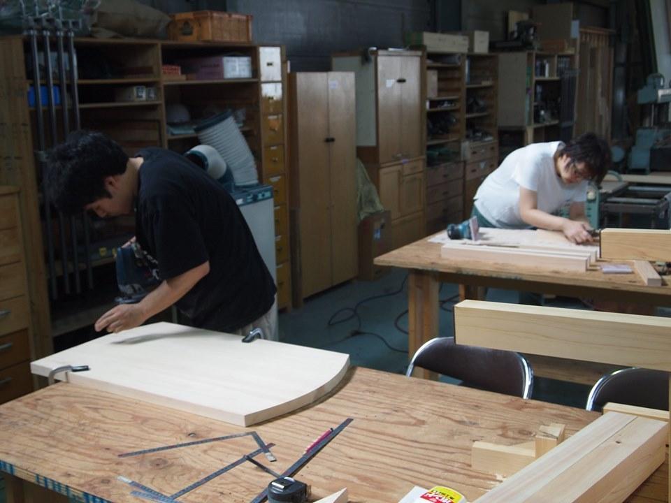 クラモクDIY学校でローテーブルを作ろう!!_b0211845_15435210.jpg