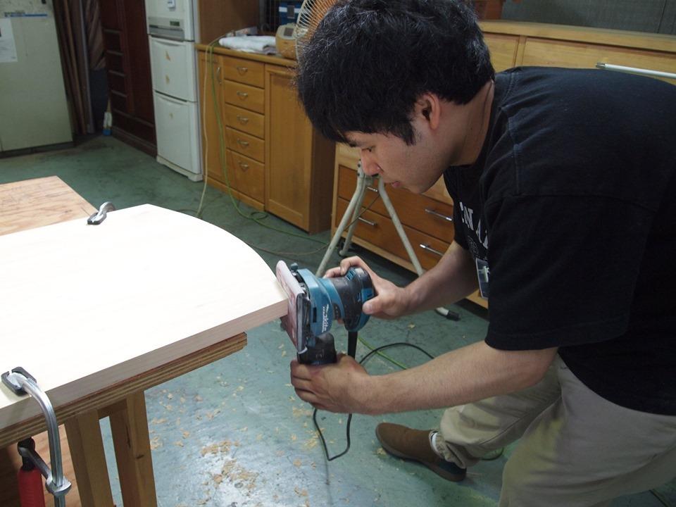 クラモクDIY学校でローテーブルを作ろう!!_b0211845_15435212.jpg