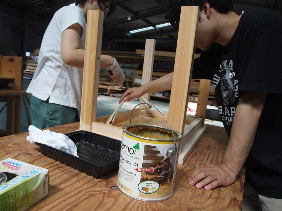 クラモクDIY学校でローテーブルを作ろう!!_b0211845_15435278.jpg