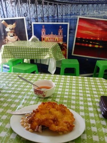 チクラヨのホテル近くで貝入りのセビーチェを食べてみた_c0030645_05310781.jpg