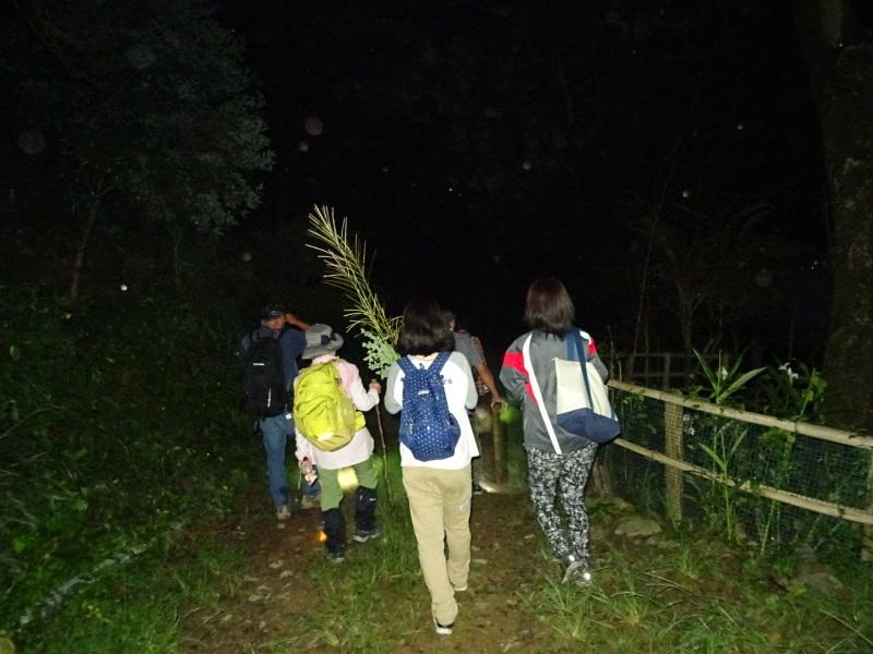 中秋の名月「観月会」・・・孝子の森_c0108460_23505380.jpg