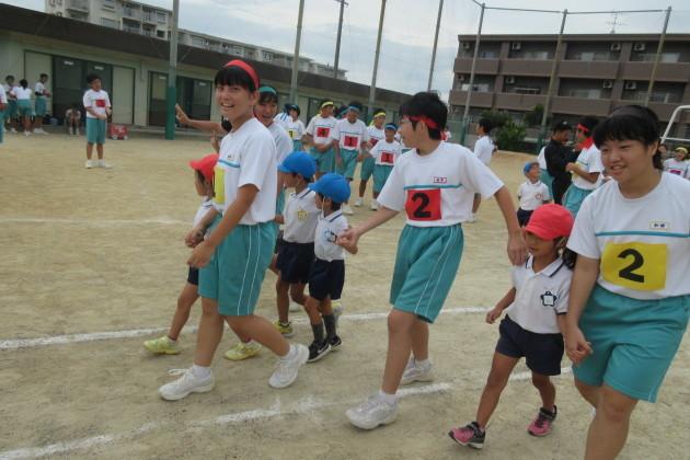 富塚中学体育大会 参加してきました_b0233868_16225347.jpg