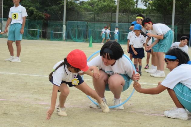 富塚中学体育大会 参加してきました_b0233868_16230023.jpg