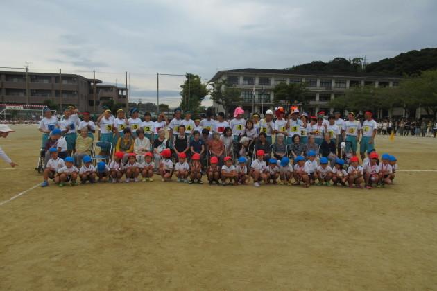 富塚中学体育大会 参加してきました_b0233868_16235368.jpg