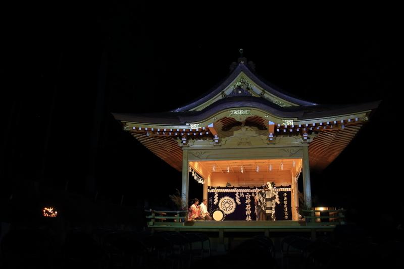 六神石神社 観月祭_f0075075_22171684.jpg