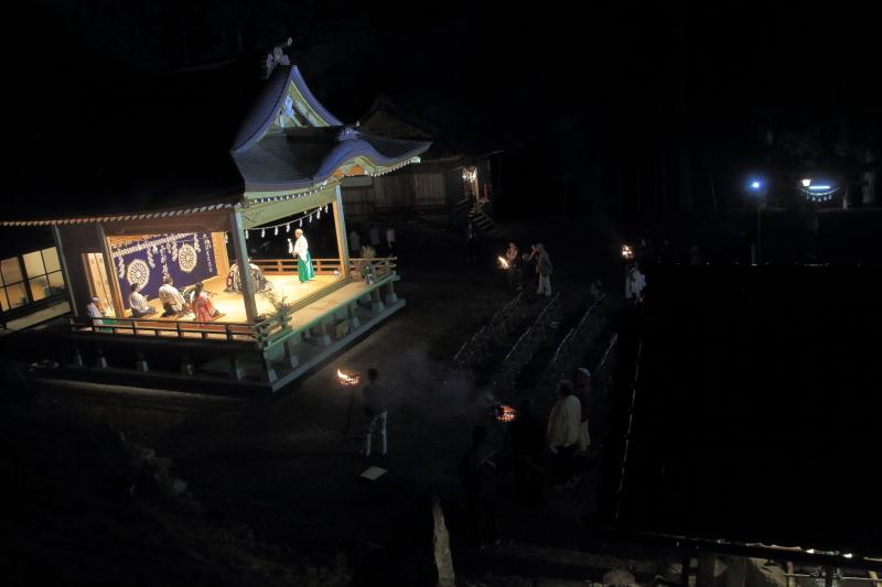 六神石神社 観月祭_f0075075_22214914.jpg