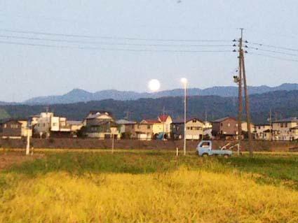 仲秋の名月は庶民的に。_b0126182_22484609.jpg