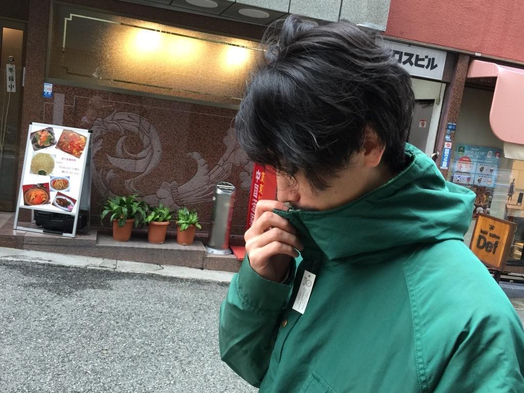 マグネッツ神戸店 この雰囲気がかっこいいMt.Parka!!!_c0078587_16530760.jpg