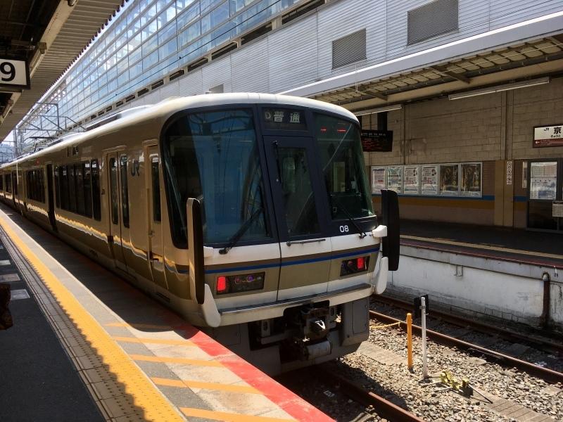 221系、223系、117系、そしてサンダーバード!*夏休み京都鉄道旅③*_d0367998_22105107.jpeg
