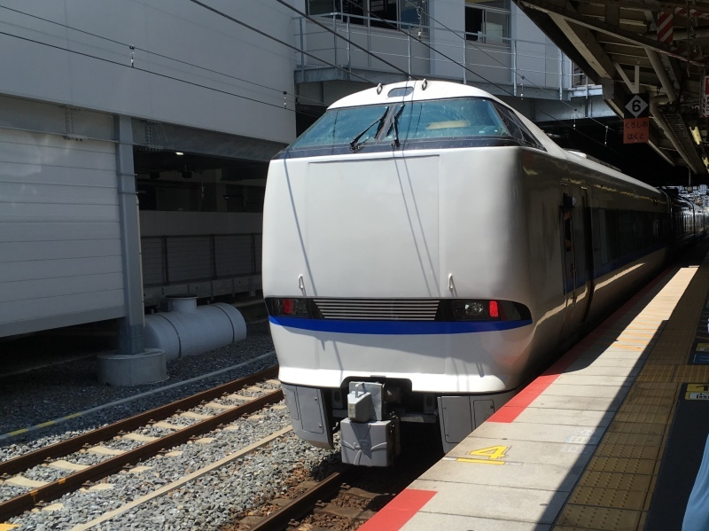 221系、223系、117系、そしてサンダーバード!*夏休み京都鉄道旅③*_d0367998_22144689.jpeg