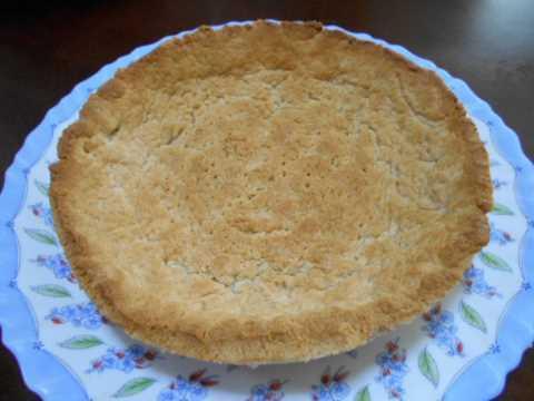 梨のキャラメルタルト ホットケーキミックスを使って_f0019498_11010039.jpg