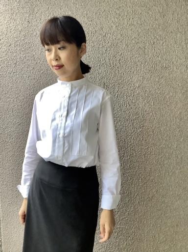 りえさん着画集 スカート①_b0210699_00213686.jpeg