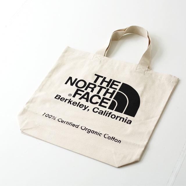 THE NORTH FACE [ザ・ノース・フェイス] TNF Organic Cotton Tote [NM81971] TNFオーガニックコットントート エコバッグ_f0051306_18295316.jpg