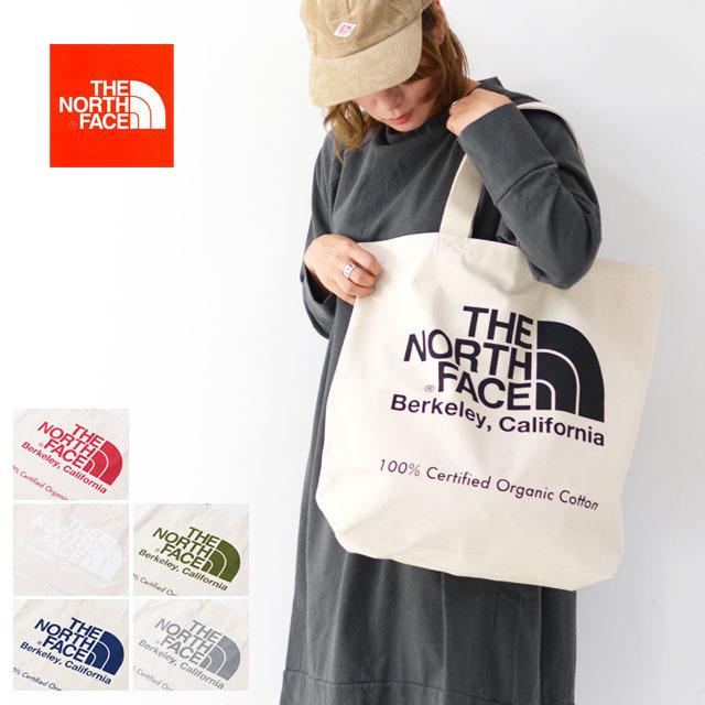 THE NORTH FACE [ザ・ノース・フェイス] TNF Organic Cotton Tote [NM81971] TNFオーガニックコットントート エコバッグ_f0051306_18295365.jpg