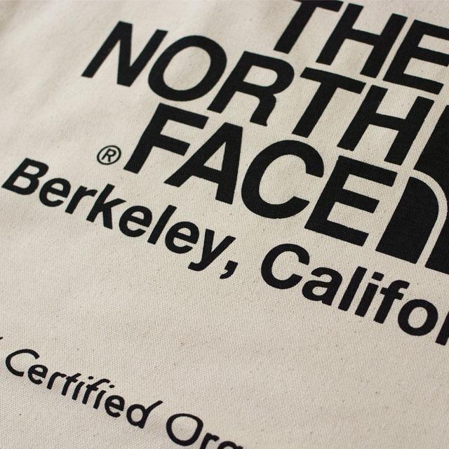 THE NORTH FACE [ザ・ノース・フェイス] TNF Organic Cotton Tote [NM81971] TNFオーガニックコットントート エコバッグ_f0051306_18295420.jpg