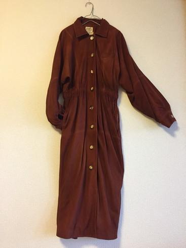 Hermes Suede dress_f0144612_06433540.jpg