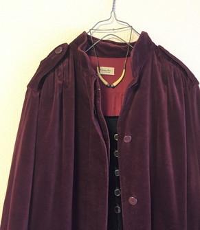 Dior Velor coat_f0144612_06502262.jpg