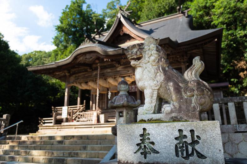清神社(広島県安芸高田市)_c0125114_11402051.jpg