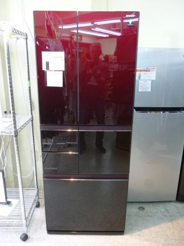 美品 2014年製 シャープ 474L フレンチタイプ5ドア 冷凍冷蔵庫_b0368515_19023717.jpg