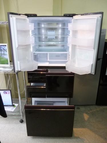 美品 2014年製 シャープ 474L フレンチタイプ5ドア 冷凍冷蔵庫_b0368515_19035578.jpg