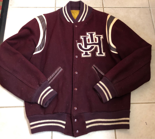 アメリカ仕入れ情報#17 60s~wing foot  Versity Jacket!_c0144020_12363385.jpg