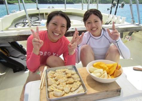 奄美の海で遊べ!款璽丸(かんじまる)_c0203337_11304978.jpg