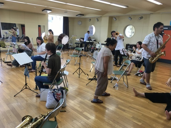 9月1日(日)宝島吹奏楽団練習〜GGSO練習〜島練_b0206845_12313423.jpeg