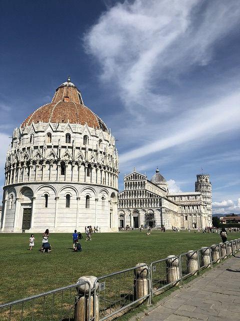 *イタリア ピサの斜塔~   *_e0159050_19590984.jpg