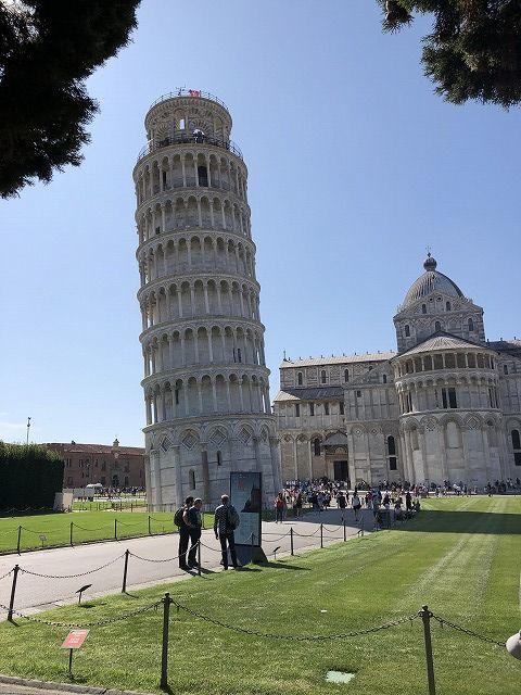 *イタリア ピサの斜塔~   *_e0159050_19594492.jpg