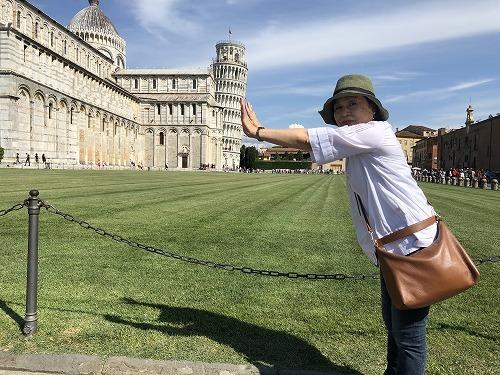 *イタリア ピサの斜塔~   *_e0159050_20000086.jpg