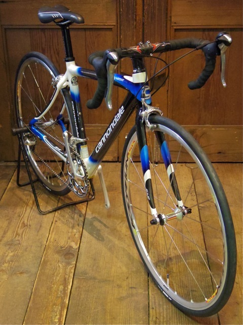 cannondale SYNAPSE FEMININE CARBON 2 (Used Bike)_e0132852_18345784.jpg