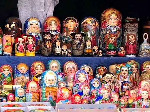 アンドレイ教会@キエフ/ウクライナ_a0092659_23103887.jpg
