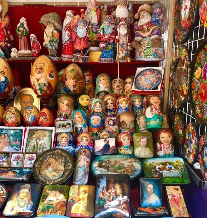アンドレイ教会@キエフ/ウクライナ_a0092659_23191528.jpg