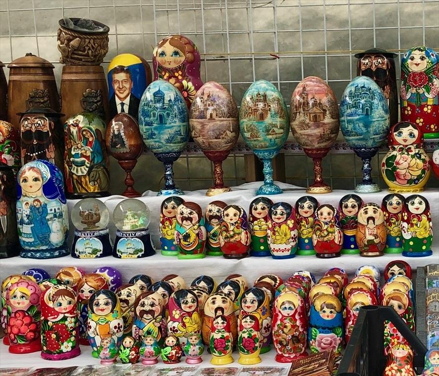 アンドレイ教会@キエフ/ウクライナ_a0092659_23203328.jpg