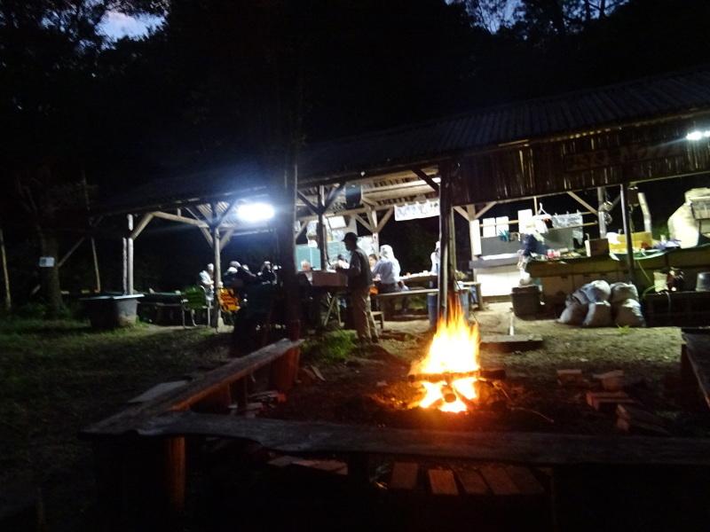 中秋の名月「観月会」・・・孝子の森_c0108460_00020734.jpg