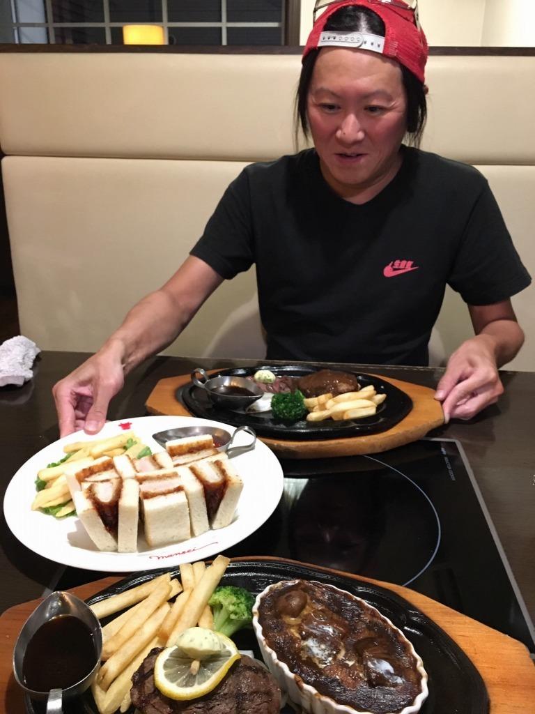 肉の万世 新座店 9/10_d0061678_11072973.jpg