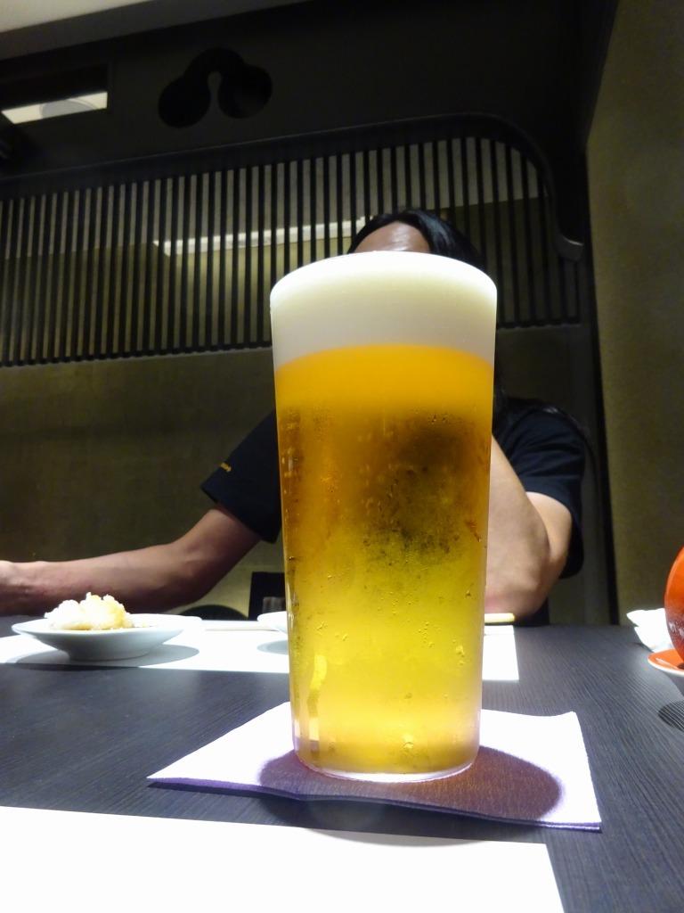 新潟 2 【9/11 古町で飲む! 1軒目 『鮨 弁慶 海』】_d0061678_16480538.jpg