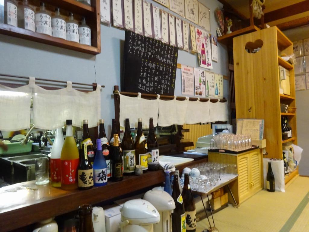 新潟 3 【9/11 古町で飲む! 2軒目 『喜ぐち』】_d0061678_17043116.jpg