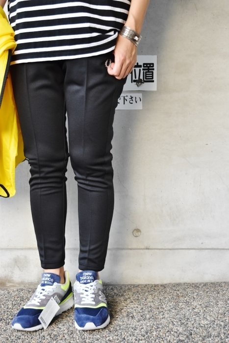 FRED PERRY   TRACK SKINNY PANTS ★_d0152280_13202490.jpg