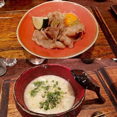 焼きとんの老舗「鳥茂」@新宿で、本日のおすすめコース_a0223786_17240655.jpg