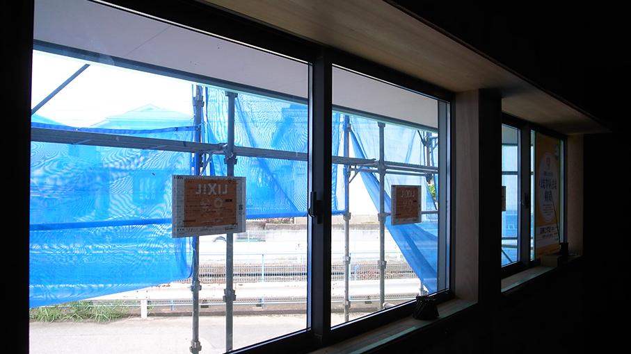 外壁の色と室内の造作_b0061387_08291181.jpg