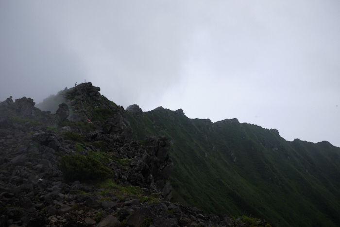 北海道11日目-2 羊蹄山下山_b0339488_04444180.jpg