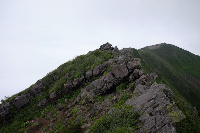 北海道11日目-2 羊蹄山下山_b0339488_04445408.jpg