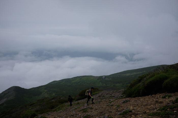 北海道11日目-2 羊蹄山下山_b0339488_04445411.jpg